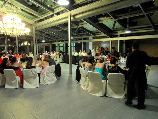 La boda de Dani y Isa en L' Alfàs Del Pi, Alicante 11