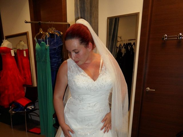La boda de Dani y Isa en L' Alfàs Del Pi, Alicante 14