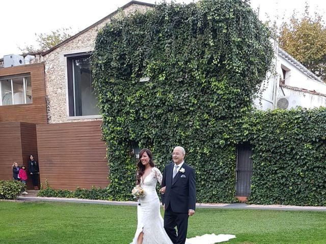 La boda de Juanjo  y Sonia  en Sant Fost De Campsentelles, Barcelona 2