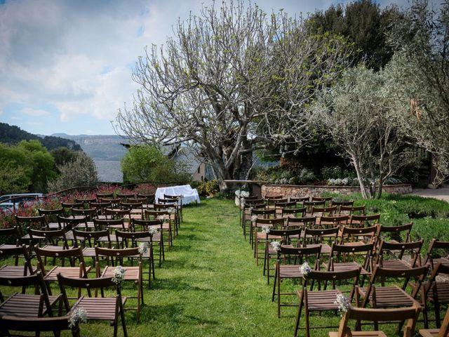 La boda de Carlos y Georgina en Tagamanent, Barcelona 2
