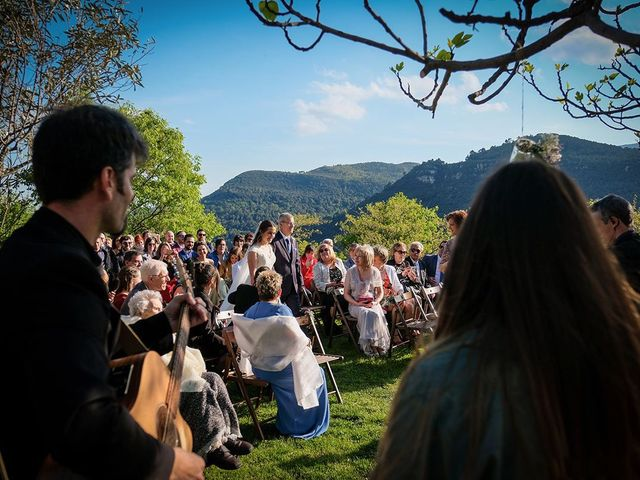 La boda de Carlos y Georgina en Tagamanent, Barcelona 5