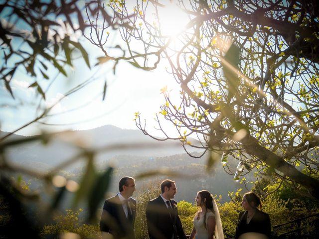 La boda de Carlos y Georgina en Tagamanent, Barcelona 6