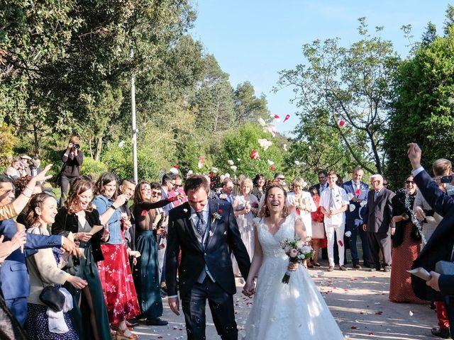 La boda de Carlos y Georgina en Tagamanent, Barcelona 7