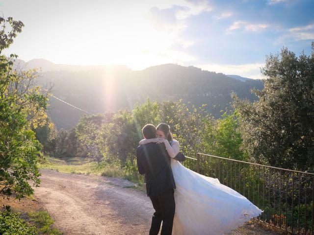 La boda de Carlos y Georgina en Tagamanent, Barcelona 12