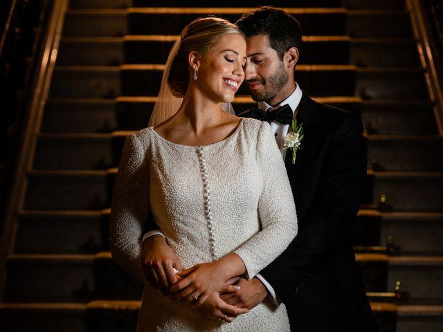 La boda de Amaia y Mazi