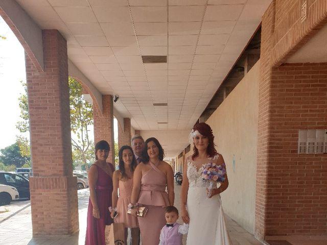 La boda de Roberto  y Jess  en Catral, Alicante 3