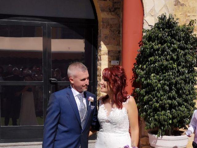 La boda de Roberto  y Jess  en Catral, Alicante 1