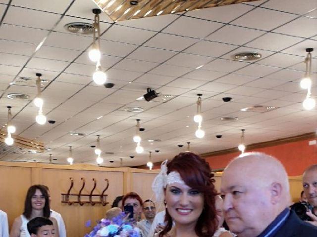 La boda de Roberto  y Jess  en Catral, Alicante 6