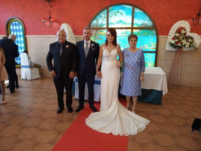 La boda de Roberto  y Jess  en Catral, Alicante 2