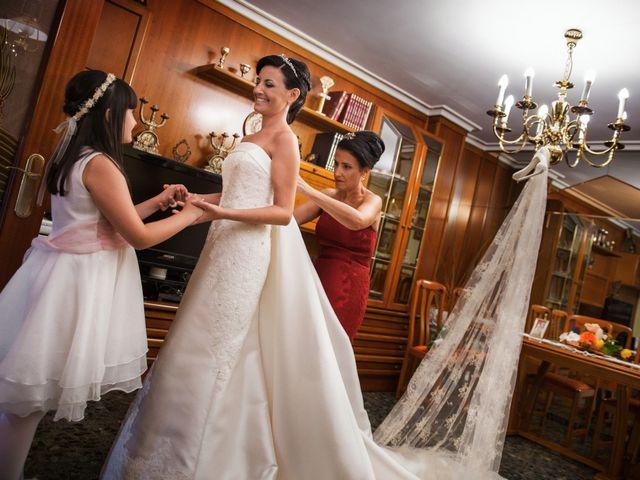 La boda de Javi y Mabel en Teruel, Teruel 9