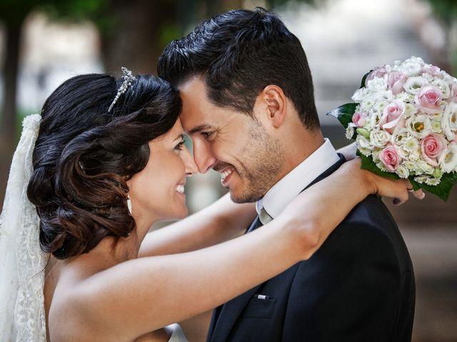 La boda de Mabel y Javi