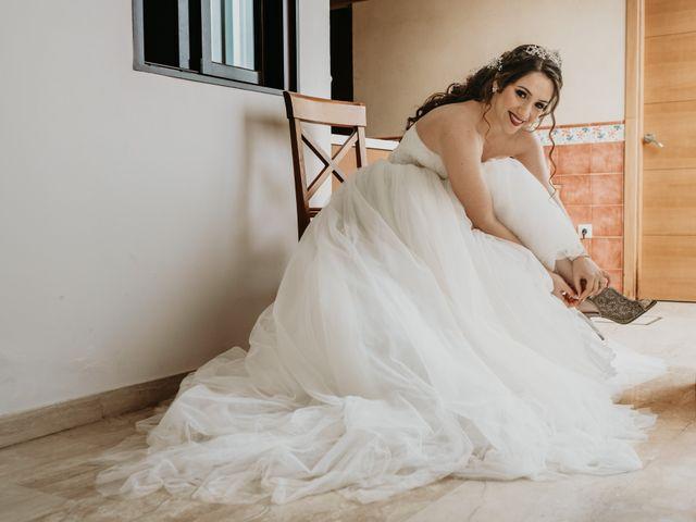 La boda de Laura y Jose Antonio en La Algaba, Sevilla 19