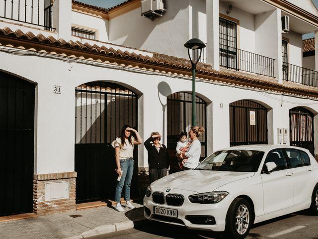 La boda de Laura y Jose Antonio en La Algaba, Sevilla 21