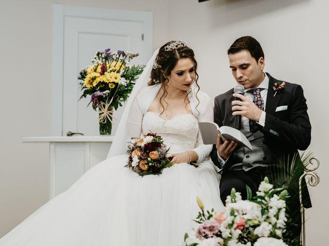 La boda de Laura y Jose Antonio en La Algaba, Sevilla 22