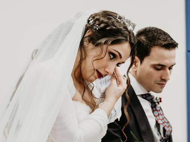 La boda de Laura y Jose Antonio en La Algaba, Sevilla 23