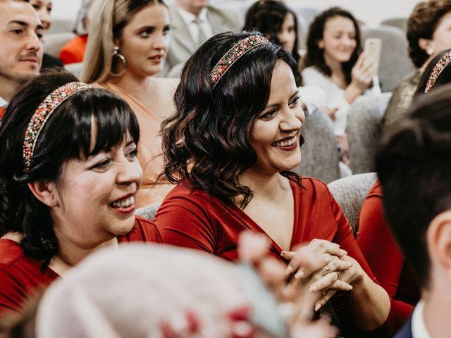 La boda de Laura y Jose Antonio en La Algaba, Sevilla 25