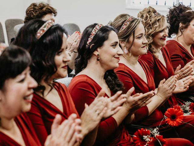 La boda de Laura y Jose Antonio en La Algaba, Sevilla 27