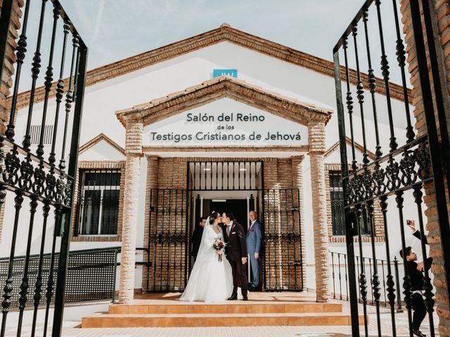 La boda de Laura y Jose Antonio en La Algaba, Sevilla 29