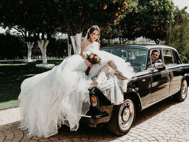 La boda de Jose Antonio y Laura