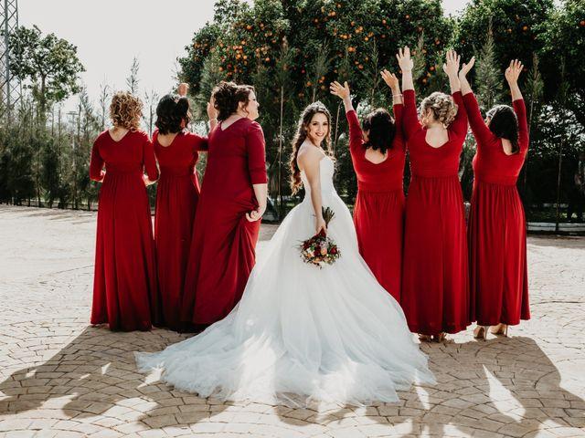 La boda de Laura y Jose Antonio en La Algaba, Sevilla 36