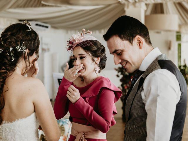 La boda de Laura y Jose Antonio en La Algaba, Sevilla 43