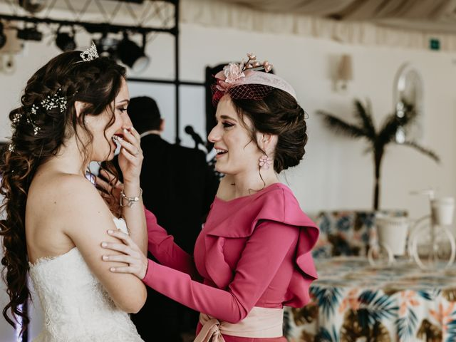 La boda de Laura y Jose Antonio en La Algaba, Sevilla 44