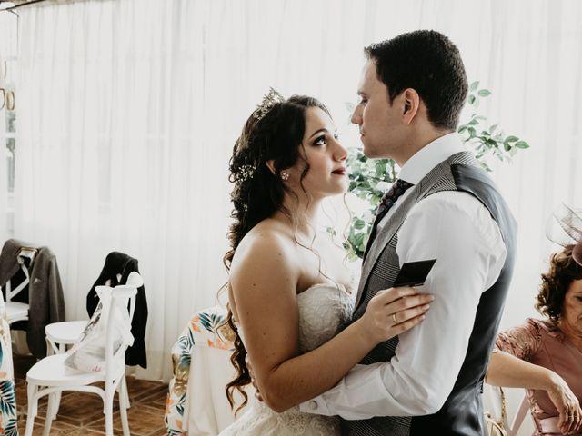 La boda de Laura y Jose Antonio en La Algaba, Sevilla 50