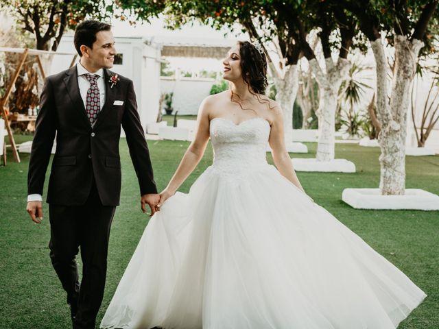 La boda de Laura y Jose Antonio en La Algaba, Sevilla 52