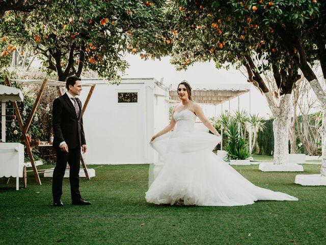 La boda de Laura y Jose Antonio en La Algaba, Sevilla 53