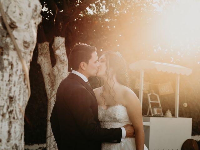 La boda de Laura y Jose Antonio en La Algaba, Sevilla 56