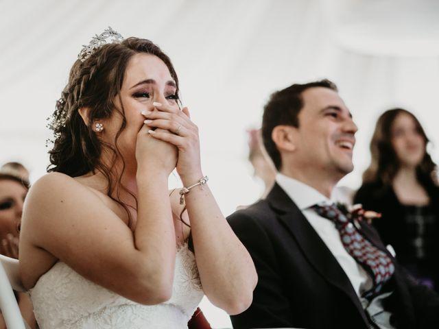 La boda de Laura y Jose Antonio en La Algaba, Sevilla 59