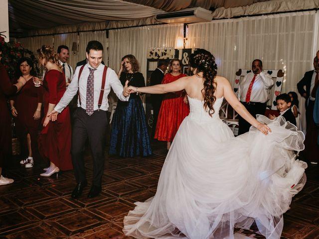 La boda de Laura y Jose Antonio en La Algaba, Sevilla 69