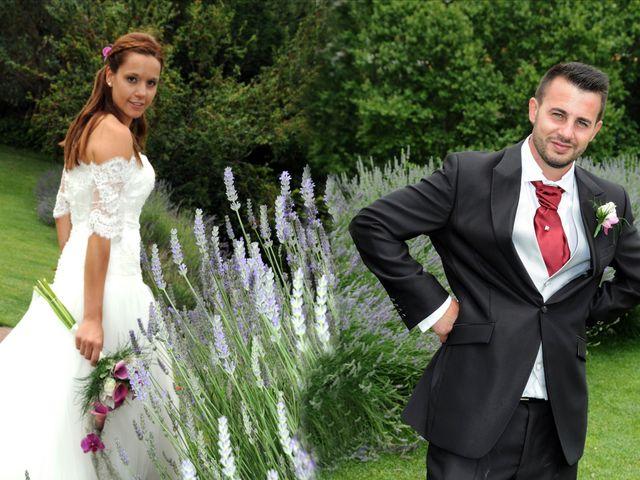 La boda de Jessica y Dani