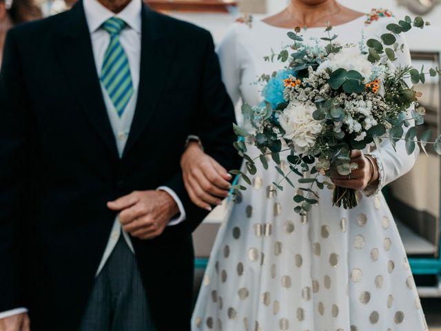 La boda de Icíar y Pedro en El Puerto De Santa Maria, Cádiz 6