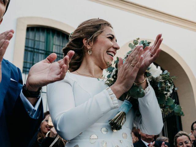 La boda de Icíar y Pedro en El Puerto De Santa Maria, Cádiz 14