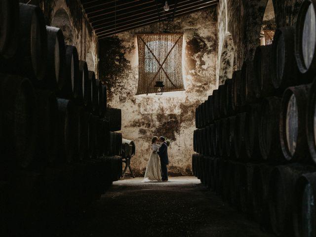 La boda de Icíar y Pedro en El Puerto De Santa Maria, Cádiz 15