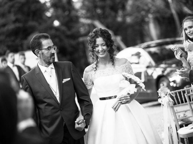 La boda de Carlos y Silvia en Beniflá, Valencia 12