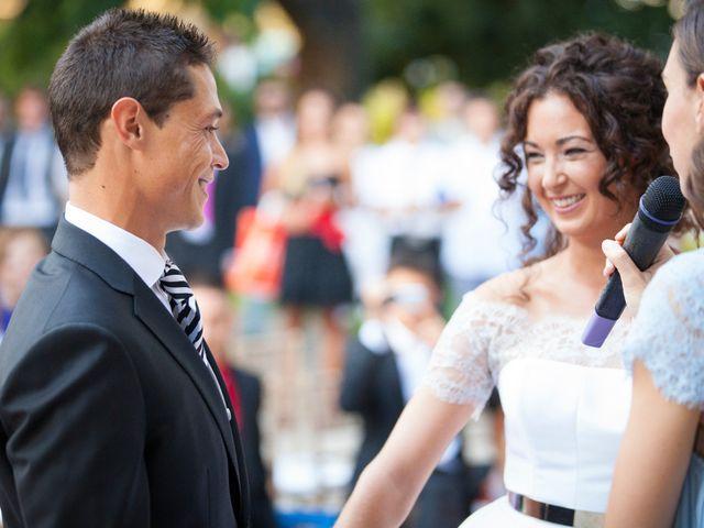 La boda de Carlos y Silvia en Beniflá, Valencia 14