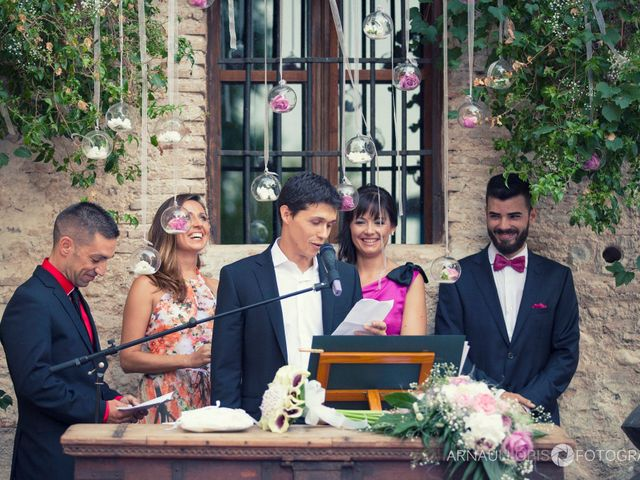 La boda de Carlos y Silvia en Beniflá, Valencia 15