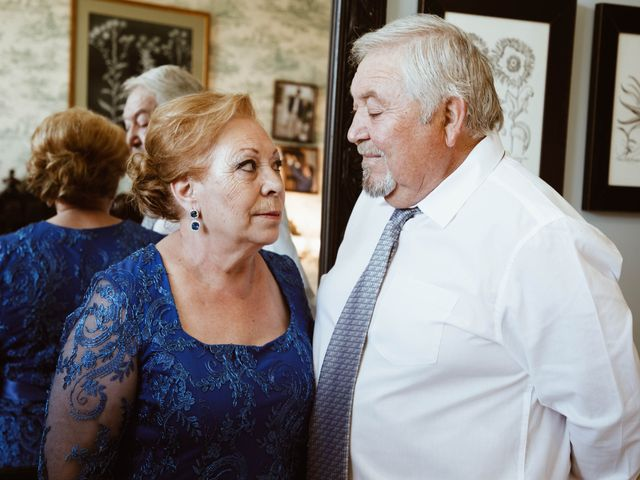La boda de Cesar y Lorena en Valdilecha, Madrid 7