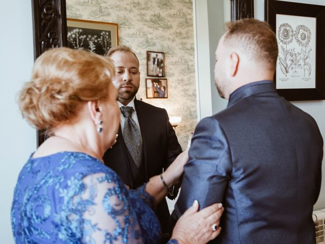 La boda de Cesar y Lorena en Valdilecha, Madrid 8