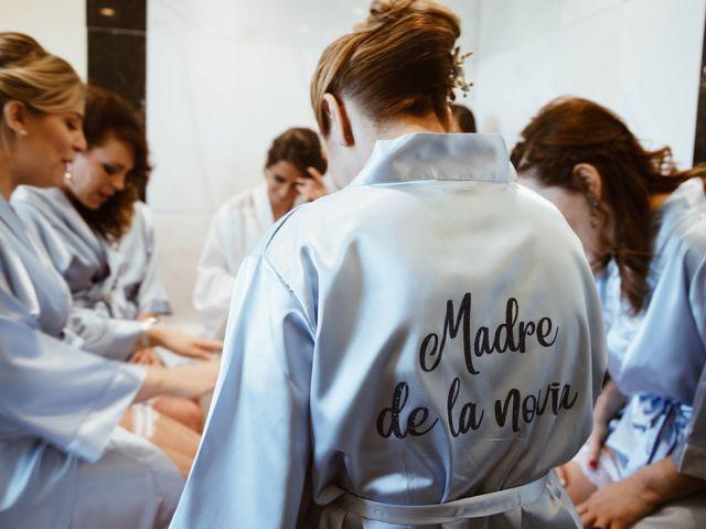 La boda de Cesar y Lorena en Valdilecha, Madrid 17
