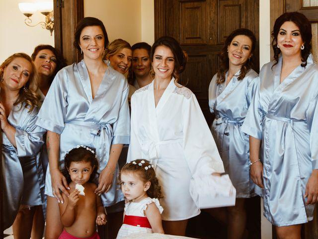 La boda de Cesar y Lorena en Valdilecha, Madrid 22