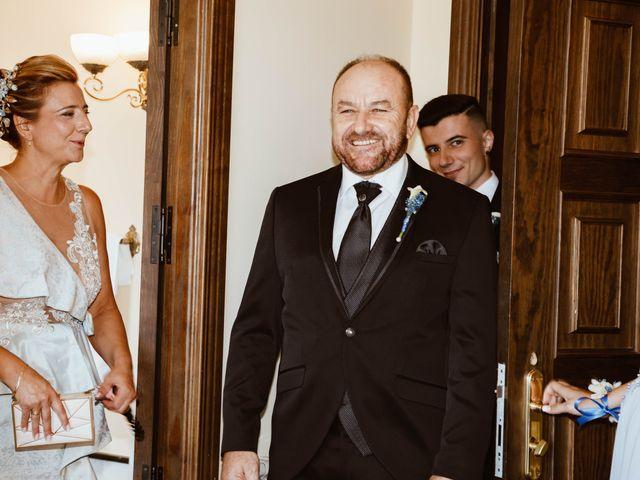 La boda de Cesar y Lorena en Valdilecha, Madrid 27