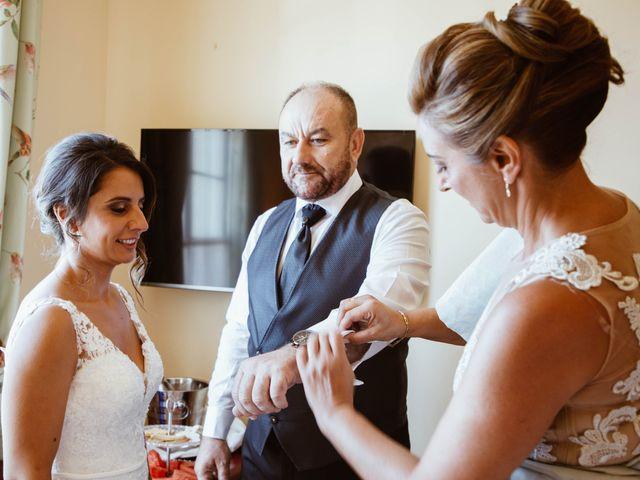 La boda de Cesar y Lorena en Valdilecha, Madrid 28