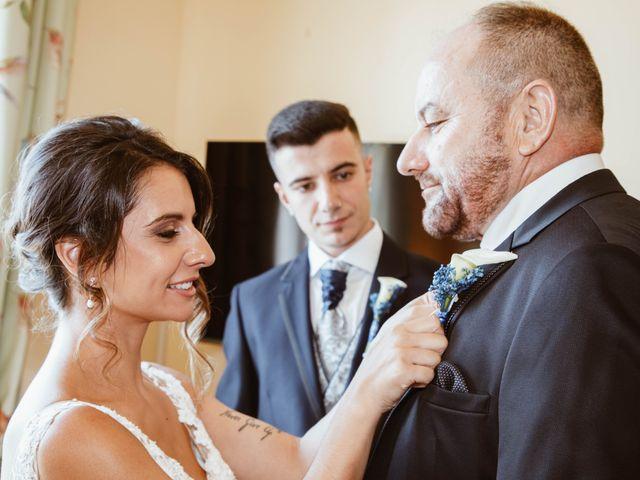 La boda de Cesar y Lorena en Valdilecha, Madrid 30