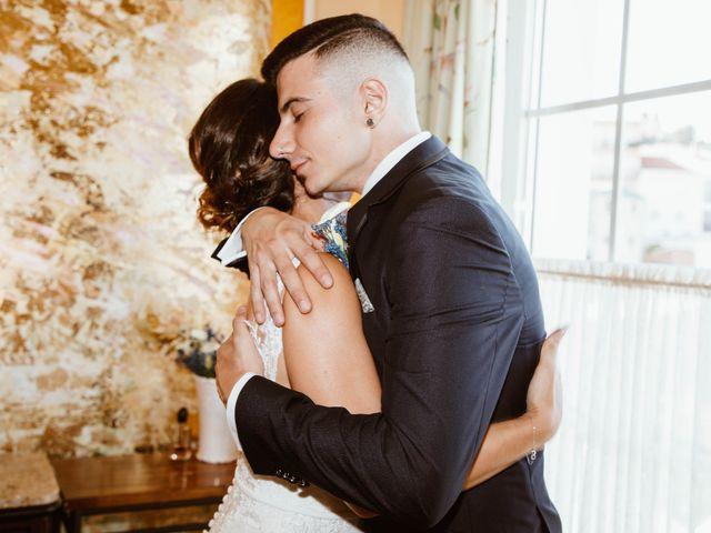 La boda de Cesar y Lorena en Valdilecha, Madrid 35