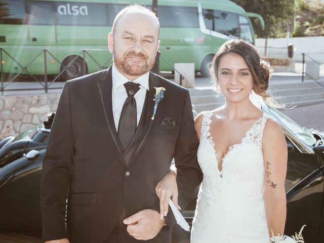 La boda de Cesar y Lorena en Valdilecha, Madrid 42