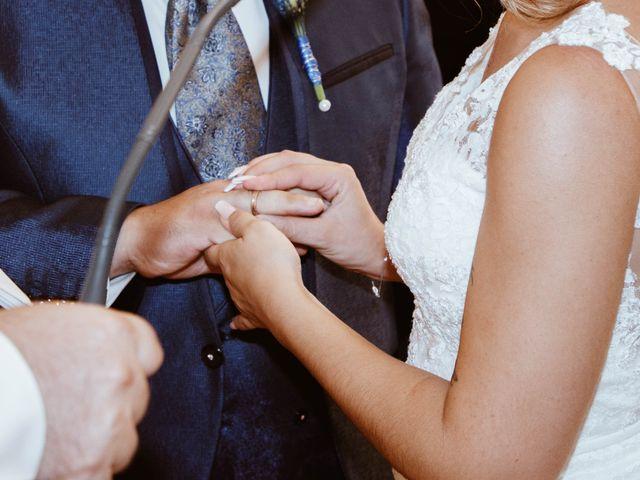 La boda de Cesar y Lorena en Valdilecha, Madrid 44