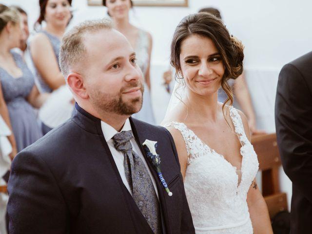 La boda de Cesar y Lorena en Valdilecha, Madrid 45